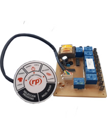 Placa Rp Reemplazo 757/S4 Motor 5 Cables