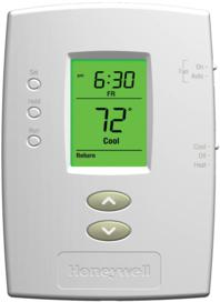 Termostato Programable Honeywell Pro 2000 1 Heat / 1 Cool