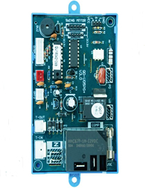 Placa Universal Split C/Remoto Vel Variable Int 05pg Forz Exterior Arranca C/Compresor Diplay Led Ext