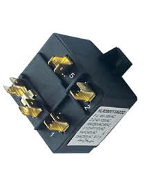 Relay Voltimetrico p/Colgar 3/4 a 2.5 Hp