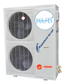 Unid Cond 5 Hp 404a 380v Compr. Coopeland Zb Trane Kub