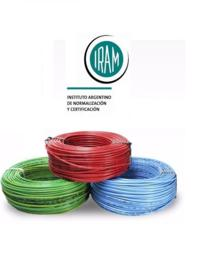 Cable Unipolar 1.5 MM Celeste Rollo 100 Mts
